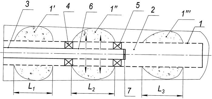Способ обработки обводненной горизонтальной скважины, эксплуатирующей карбонатный трещинно-поровый коллектор