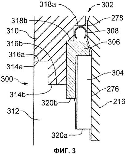 Затворный механизм для использования в клапанах