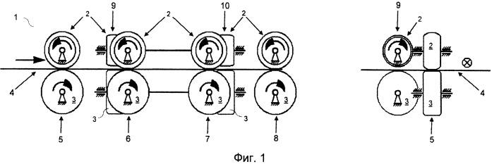 Механизмы перенаправления и переключения с использованием роликов переменного диаметра