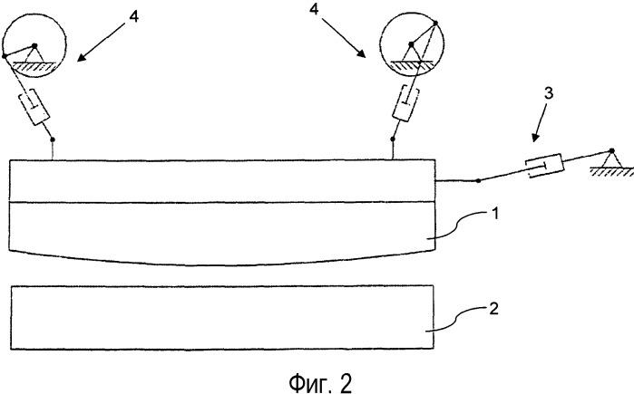 Режущее устройство с регулируемой боковой направляющей