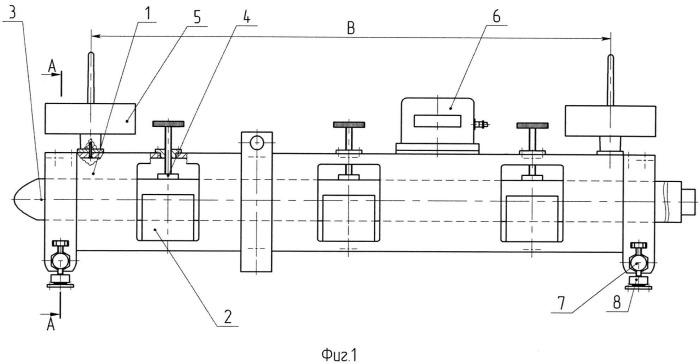 Комплекс для проверки скважинных инклинометров на месторождении