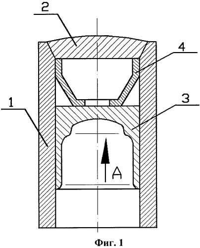 Толкатель клапана двигателя внутреннего сгорания