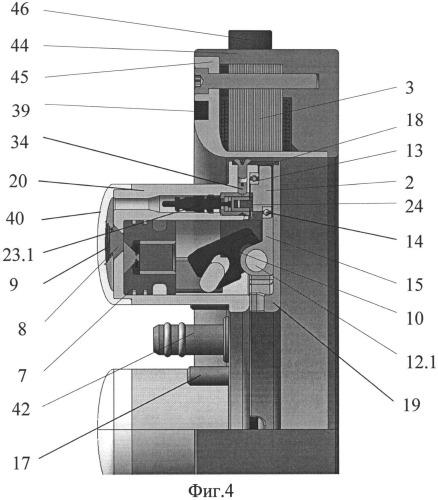 Устройство для регулирования давления воздуха в шинах транспортного средства