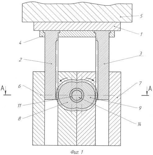 Устройство для резки прутков круглого сечения