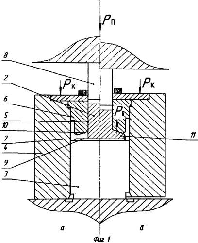 Способ изготовления деталей типа стакана или чаши из алюминиевого сплава