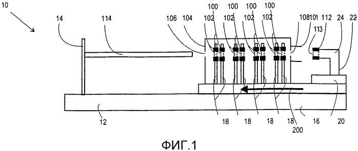 Монтажное устройство и способ монтажа модуля крышки вала