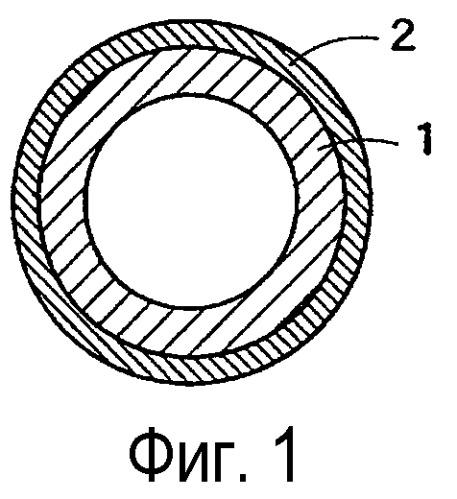 Металлическая трубка для трубопроводов транспортных средств и способ ее поверхностной обработки