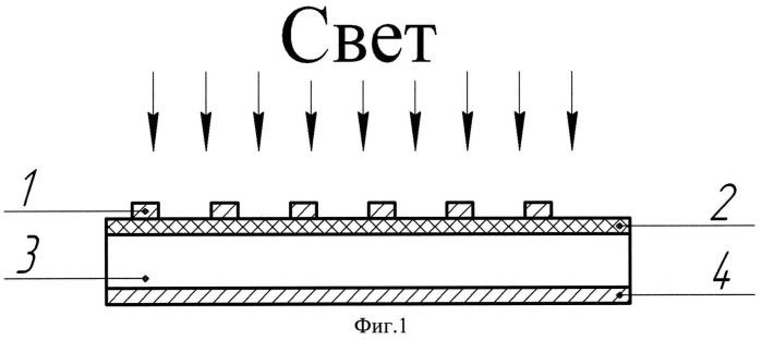 Фотовольтаическая структура