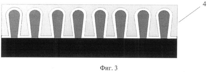 Способ изготовления планарного конденсатора повышенной емкости