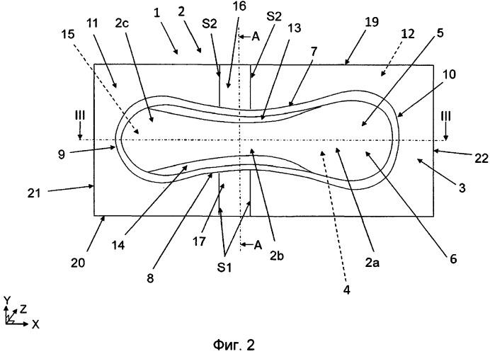 Упаковка, содержащая клапаны для надежного складывания чашеобразного впитывающего изделия, имеющего барьерные стороны от протечки