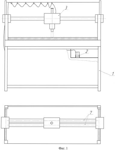 Устройство для изготовления прокладок