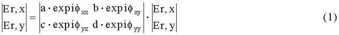 Устройство для измерения матрицы рассеяния