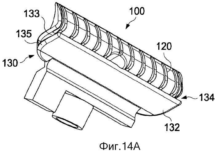 Устройство для удаления волос, содержащее аппликатор со щитком