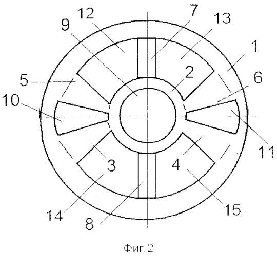 Равночастотный упругий элемент кольцевого типа