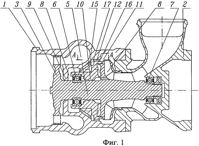 Турбонасосный агрегат