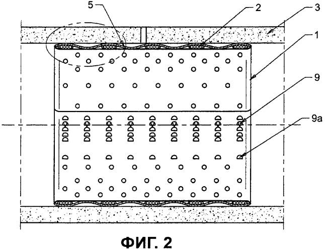 Устройство и способ внутреннего ремонта трубопроводов