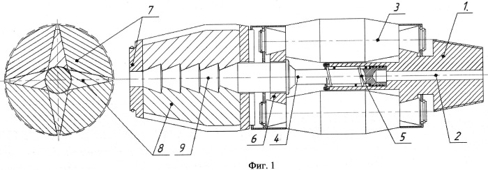 Устройство для раскатки и раздачи труб
