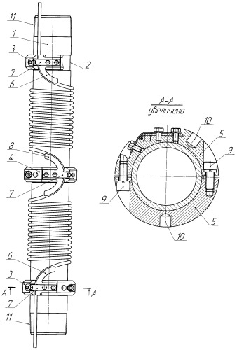 Устройство укладки кабеля