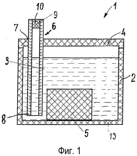 Устройство для уменьшения электромагнитного фона, создаваемого электронными устройствами, и способ работы этого устройства