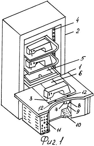 Многооперационный швейный агрегат