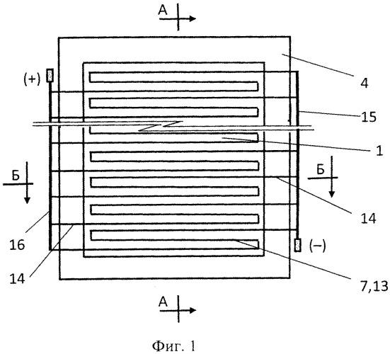 Оконный стеклоблок-электрогенератор