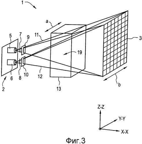 Устройство и способ для измерения многофазного потока флюида