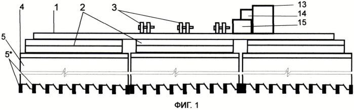 Навесное оборудование для изготовления мраморных колонн бурением