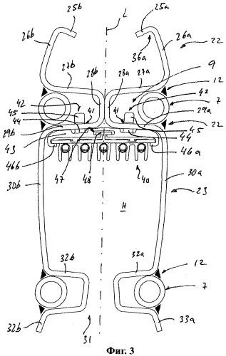 Устройство крепления держателя контактных электропроводов на направляющей