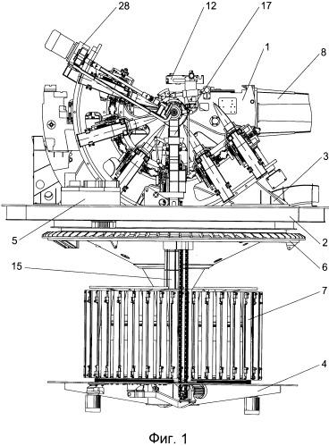 Артиллерийская корабельная установка