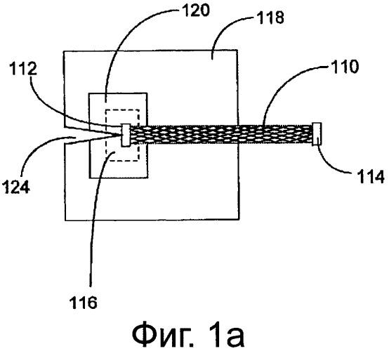 Способы и устройство для прикрепления трубки