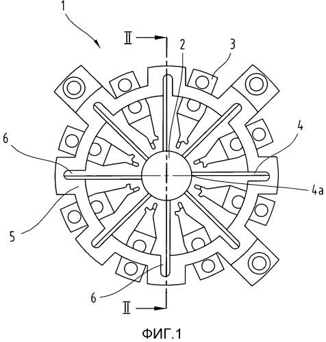 Пресс для изготовления тампона