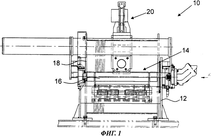 Строительная машина для получения скважин в грунте