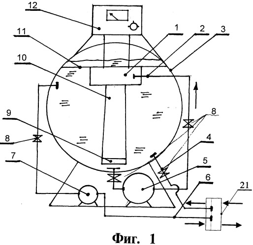 Способ и устройство для получения тепловой энергии
