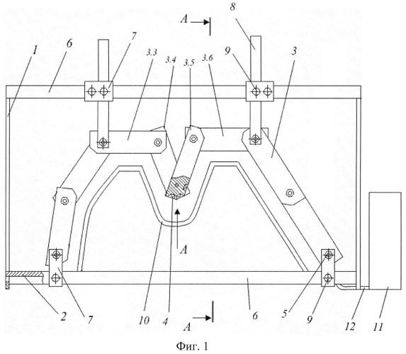 Устройство для отверждения изделий из полимерных материалов ультрафиолетовым излучением