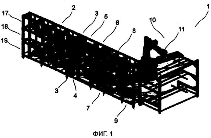 Способ и устройство для изготовления заготовок из армированного волокном синтетического материала