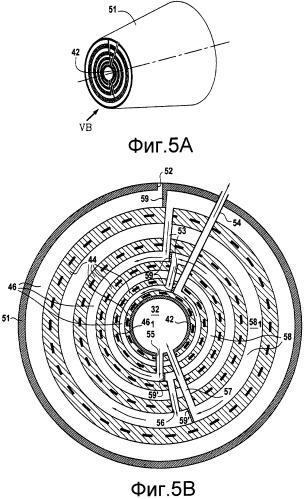 Термоэлектрический генератор газовой турбины