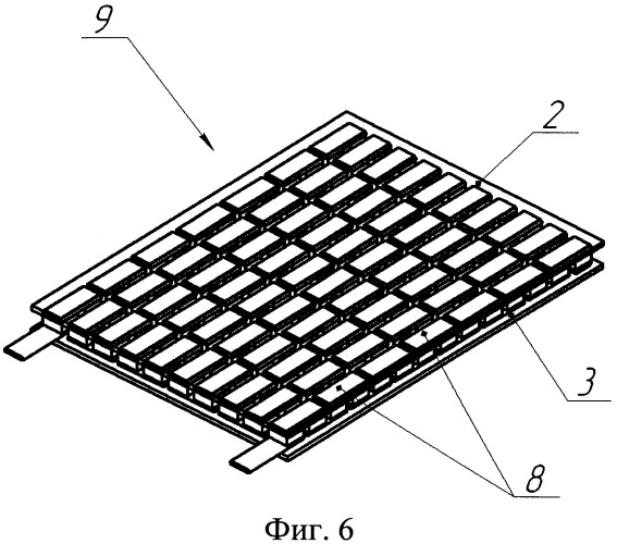 Термоэлектрический охлаждающий модуль