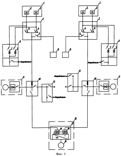 Электроэнергетическая система для перспективных неатомных подводных лодок