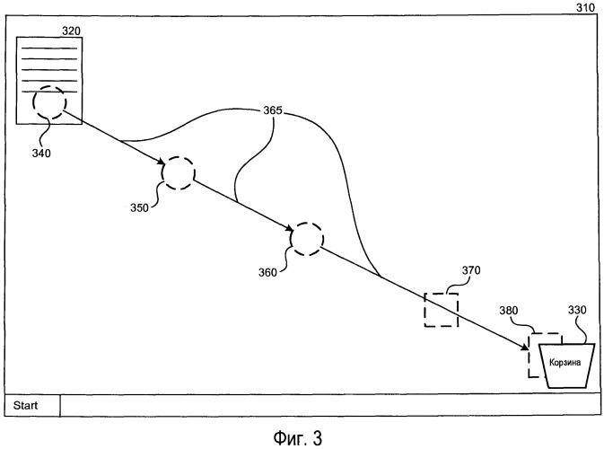 Моделирование инерции объектов при вводе множественным касанием