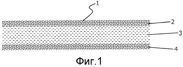 Ламинированный нетканый материал с высоким содержанием целлюлозы