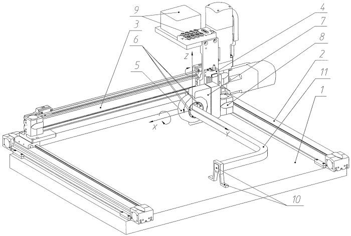 Способ и устройство для обработки внутренней поверхности волноводов