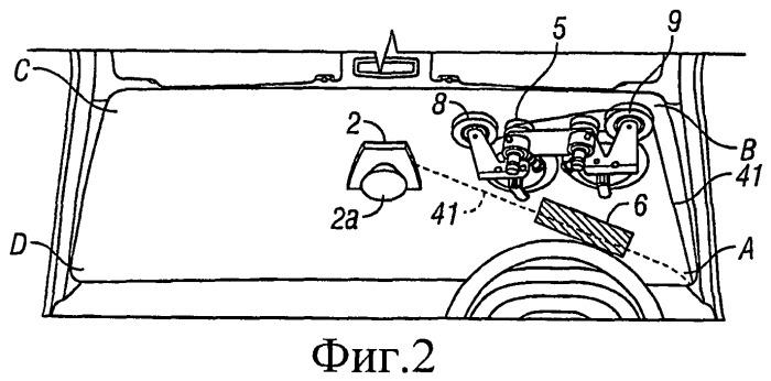 Устройство и способ для вырезания стекла транспортного средства