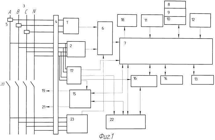 Интеллектуальное устройство управления коммутационными аппаратами электрической сети