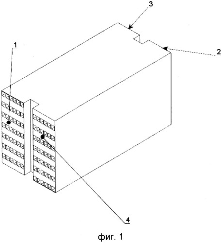 Пластинчатый теплообменник с шахматным расположением каналов