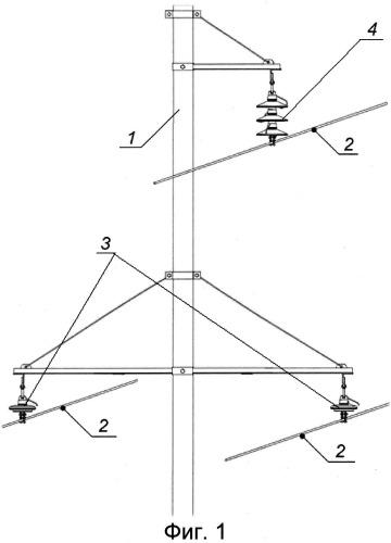 Мультиэлектродный изолятор-разрядник и способ его изготовления