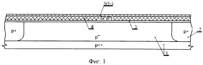 Способ изготовления мощных кремниевых свч ldmos транзисторов