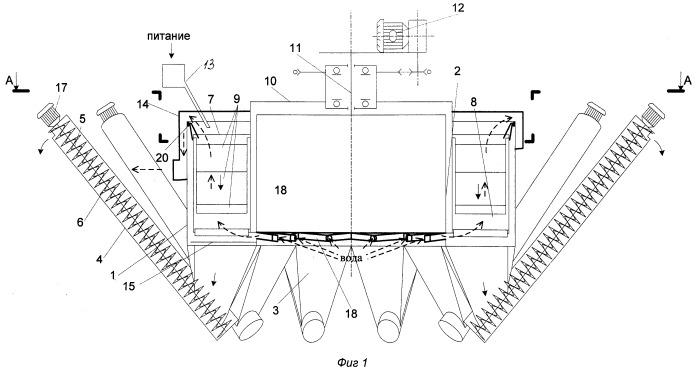 Гидравлический сепаратор