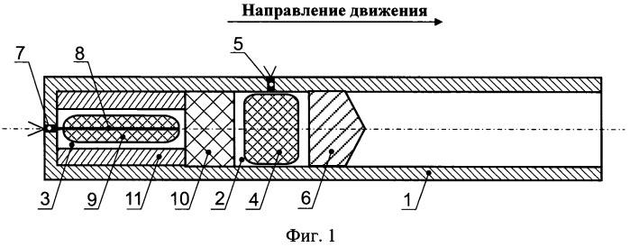 Двухкаскадная баллистическая установка
