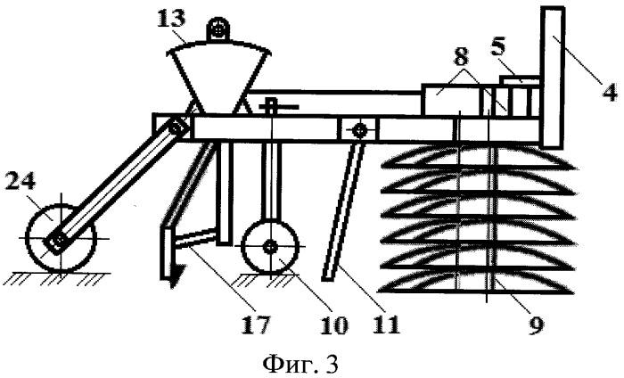 Способ поверхностного улучшения закочкаренных лугов и пастбищ и устройство для его осуществления