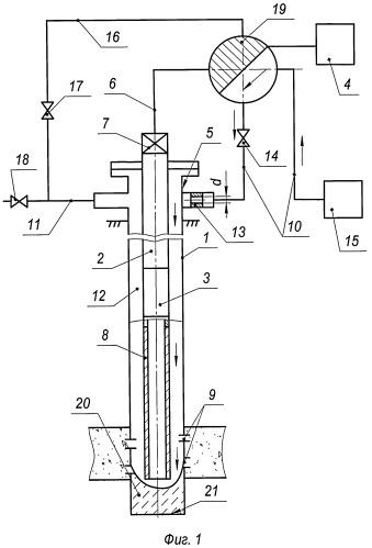 Устройство для предотвращения солеотложений в скважине